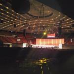 11/2 大阪城ホール アコーディオン合同&フォークダンス 前日リハ