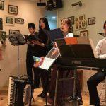 2017.3.20(月・祝)19:00 奈良 広陵「カフェそらみる」  Bach in the Subways2017の事