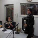 3/11(土)12:00「ひるラジ」生出演 サテライトスタジオ ならどっとFM