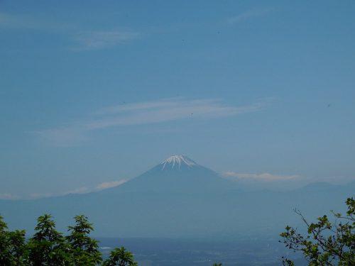 八ヶ岳 編笠山 富士見