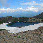 御嶽山 飛騨頂上 三の池