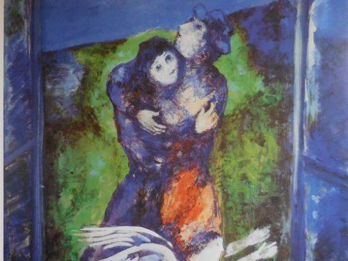 白馬美術館 シャガールの芸術