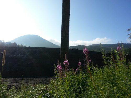 浅間山(黒斑山2404m)