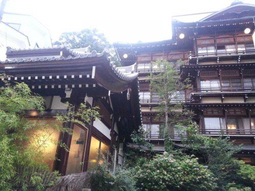 渋温泉「九湯巡り」