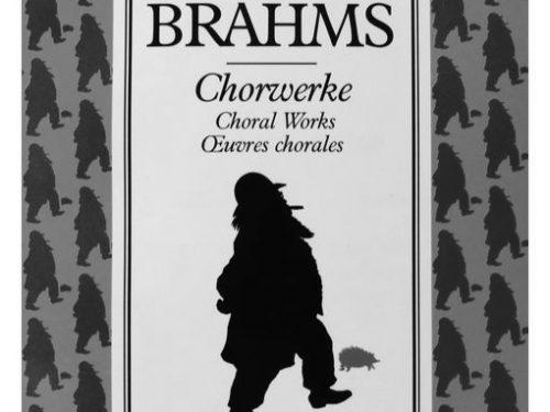 ブラームス 11のコラール前奏曲Op.122「おお世界よ、われ汝より去らざるをえず」