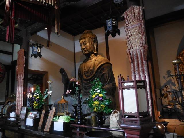 飛鳥大仏 日本最古 千四百年の礎