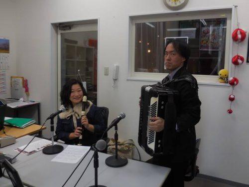 2018.3.17「ひるらじ」出演 12:15~ FM784 ネットラジオ