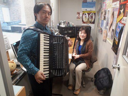 2018.3.6「ソプラノ歌手山本昌代のアートな時間」15:00 ゲスト