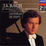 平均律クラヴィーア曲集 第2巻 第22番 変ロ短調  BWV 891