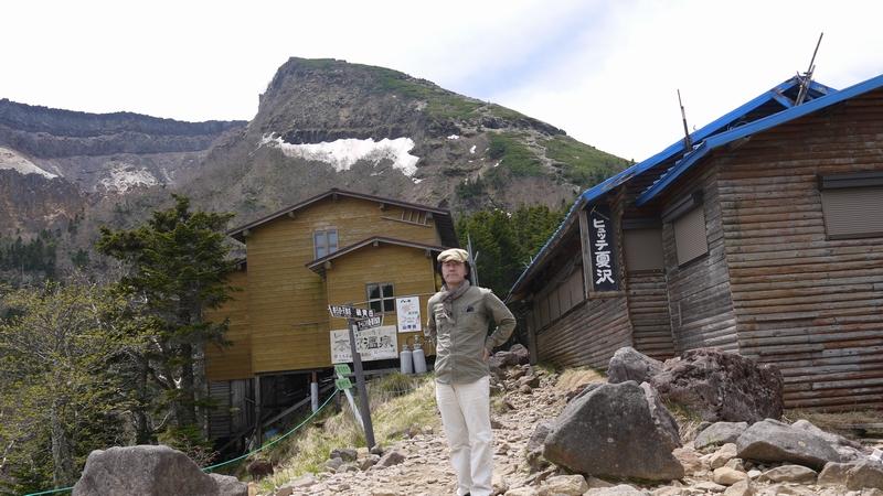 八ヶ岳「硫黄岳」の世界