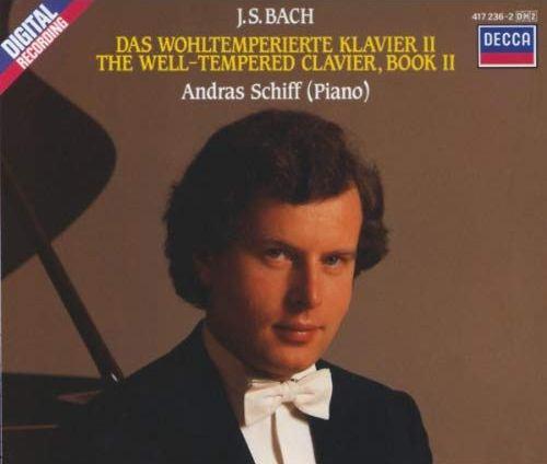 「前奏曲とフーガ」第2巻24番ロ短調 BWV893