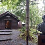 軽井沢最古の教会「ショー記念礼拝堂」