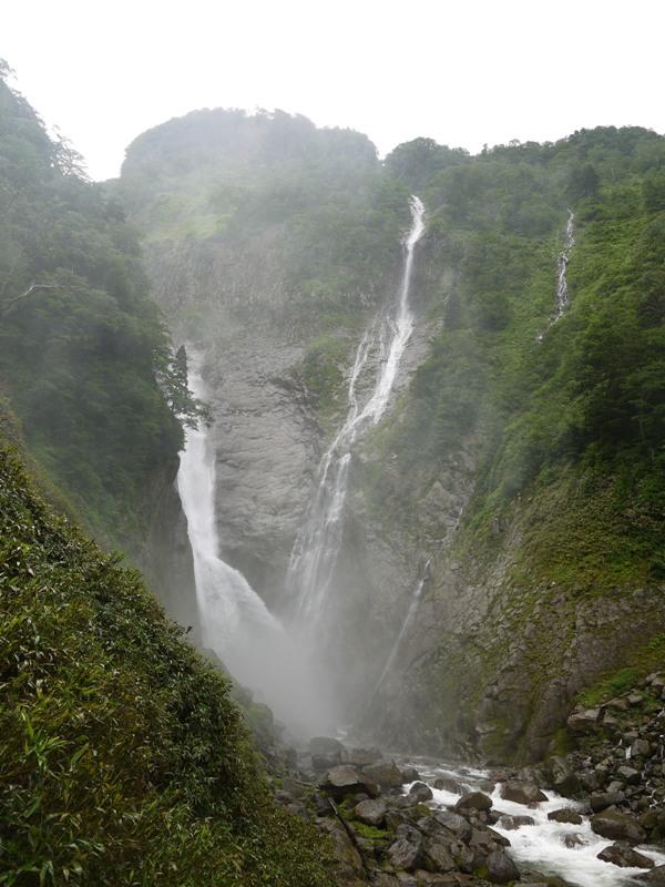 立山「称名瀧」日本三大名瀑