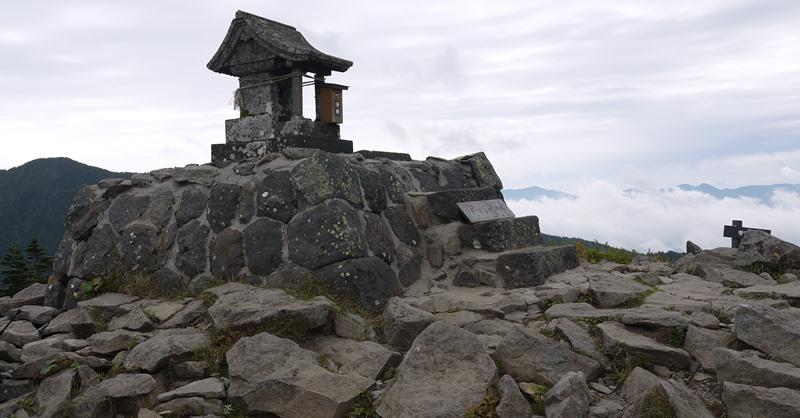 根子岳(2207m)~花の百名山~